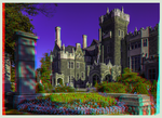 Casa Loma, Toronto 3-D :: HDR Anaglyph Stereoscopy by zour
