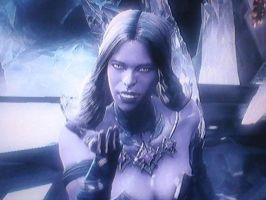 Injustice: Gods Among Us - Killer Frost by TheRumbleRoseNetwork