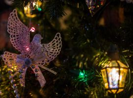 Christmas decorations 2 by Ainanas