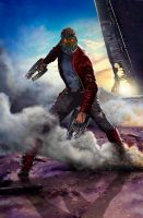 Star Lord by Julian-Cran