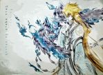 DaemonGiotto - Blue Phoenix by XiaoXiongMao