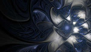 Outcast - Fractal Art by CMWVisualArts