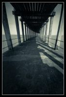 Under the path to point by MessiahKhan