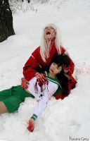 InuYasha is not dead.. yet - 2 by Katana-the-Grey