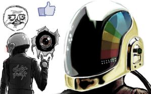 DAFT sketches by cheere