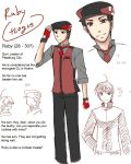 Scrapbook: Ruby +20 years by jellyfishkingd