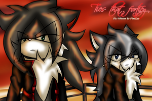 Ties that fortify - Cover 2 by SilverAlchemist09