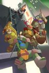 TMNT..now with Casey Jones by Bloodzilla-Billy