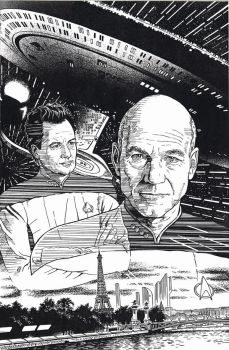 STAR TREK: TNG Annual #1: The Gift by Jerome-K-Moore