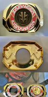 Legacy Morpher Custom Gold Plates Design by StealthNinja5