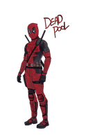 Dead Pool by Guilarts
