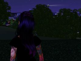 The sims 3 City by brenokisch