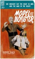 MODEL AND THE MONSTER by RobertHack