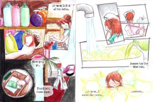 No More Baths pgs 1-2 by Chocoreaper