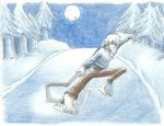 Jack Frost is Comin' to Town! by BosquetTwin