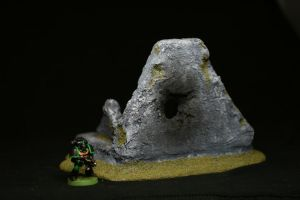 Terrain ruin II by The-Crying-Space-Ork