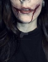 Makeup FX- Smile by CamilaCostaArt
