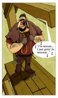 I've gotta' be mean... by Hobbit1978