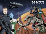 Mass Effect - The Lost Bastion by JonWes