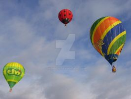 The baloon dance V by indrucis