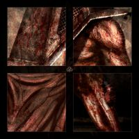 Pyramid Head Detail by ydsog