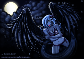 Luna and the Moonlight by Rayzoir