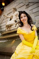 Belle: Tale as old as time by Laurentea