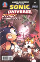 Sonic Universe 35 by Carnage-Kitsune