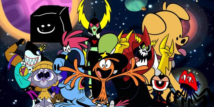 Wander Over Yonder Report Card by SofiaBlythe2014