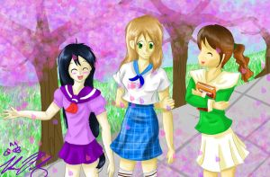 School's Back by TheReza13