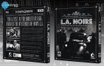Xbox Packaging Mockup #2 | L.A. Noire by BenBrownDesign
