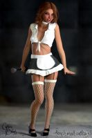 French Maid Outfits! by CAPnBlack