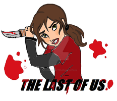 last of us bloody by princess4everafter