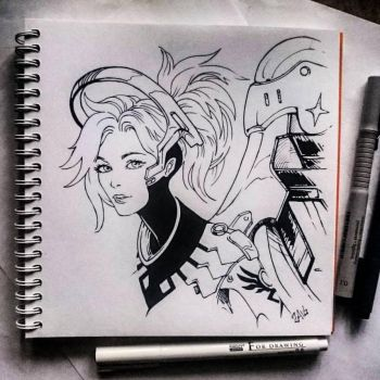 Instaart - Mercy by Candra