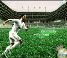 New Design ... Cristiano-Ronaldo by MohamedEssawyDesign