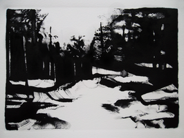 Winterscape by Vya-T