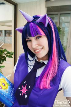 Twilight Sparkle by PosiTori