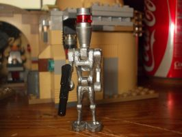 LEGO CUSTOMS: IG-88 by TMNTFAN85