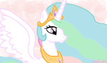 Princess celestia by SoulCats