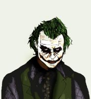 Joker by Shagohod88