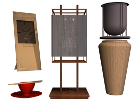 Various household items by Ecathe