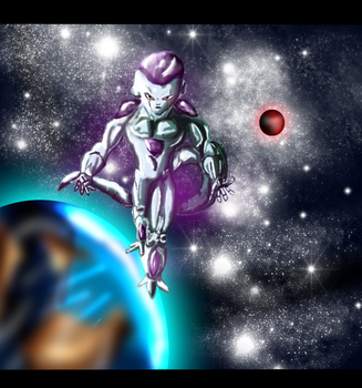frieza conquest's by DBztmk