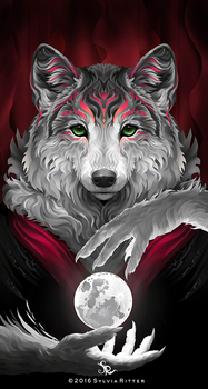 Wily Werewolf by SylviaRitter