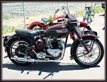 1951 Triumph Speed-Twin by StallionDesigns