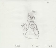 Homer Simpson by CanDoArtist