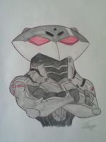 young justice black manta by deaththekid95