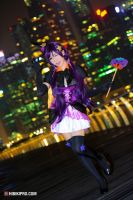 Nozomi dancing stars on me by Spinelo
