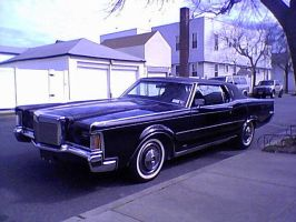 70 lincoln by TreborNehoc