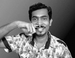 Mustache by Chameel