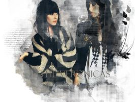THE VERONICAS by xGolden-Halox